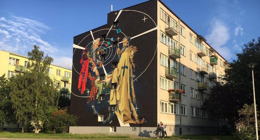 Niesamowite Murale. Widzieliście? [Foto] Toruń | Ototorun.Pl