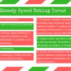 Speed Dating w toruniu