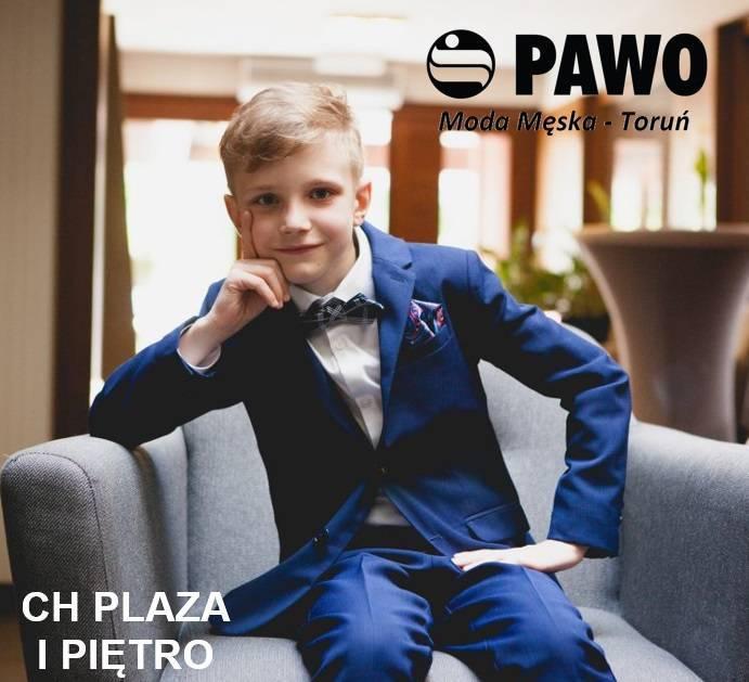 fb6a5644f0 Pierwsza komunia i pierwszy garnitur. Pawo dla najmłodszych Toruń ...